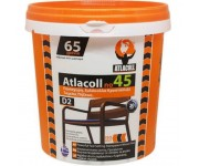 Atlacoll No45 Powerful Fast Setting Transparent Wood Glue 5kg